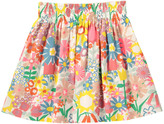 Stella McCartney Nat Floral Skirt