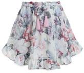 Zimmermann Jasper Floral Skirt