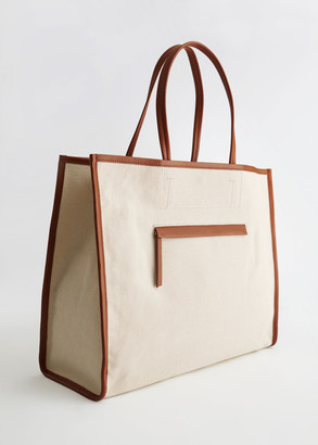 And other stories Canvas Tote Bag