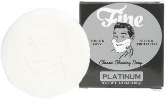 Fine Accoutrements Shavin Soap Platinum