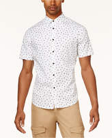 Sean John Men's Partial Letters Shirt, Created for Macy's