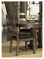 Progressive Boulder Creek Dining Chair - Pecan Veneer (Set Of 2)