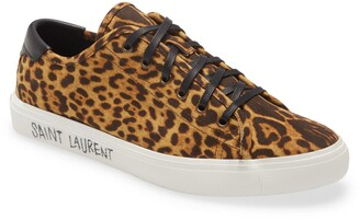 Saint Laurent Malibu Low Top Sneaker