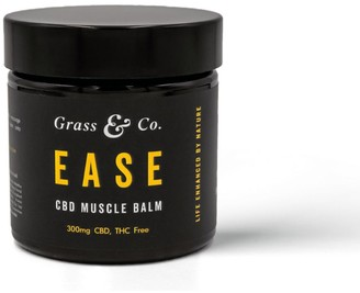 Grass & Co. Grass & Co Ease Cbd Muscle Balm 300Mg 60Ml