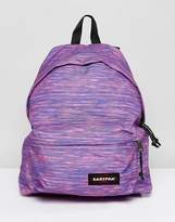 Eastpak Padded Pak R Backpack In Purple Marl
