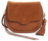 Rebecca Minkoff Large Suki Crossbody Bag - Brown