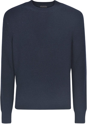 Tom Ford Ribbed Knit Jumper