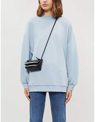 Won Hundred Allyson cotton-blend jersey sweatshirt