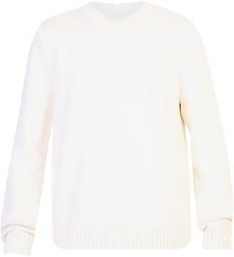 Maison Margiela White Sweater