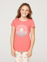 Roxy Girls 7-14 Rigged Up Harmony Tee