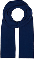 Barneys New York MEN'S RIBBED WOOL SCARF