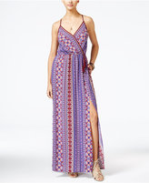 American Rag Printed Maxi Dress, Only at Macy's