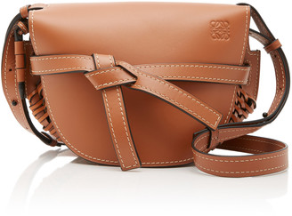 Loewe Gate Leather Shoulder Bag