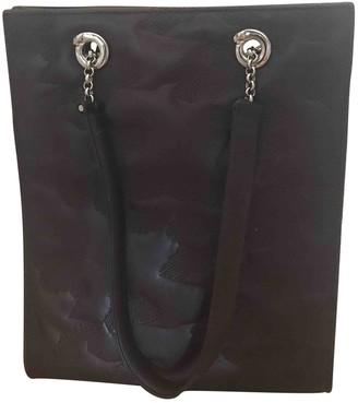 Cartier Brown Leather Handbags