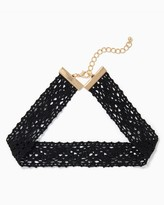 Charming charlie Lace Choker Necklace