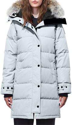 Canada Goose Shelburne Hooded Parka Coat