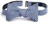Ted Baker Men's Houndstooth Silk Bow Tie