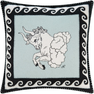 Jan Constantine Taurus Cushion
