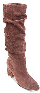 Splendid Women's Phoenix Block Heel Slouch Boots