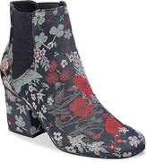 Women's Veraly Chelsea Boot -Navy/Multicolor