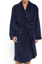 FGL Mens Supersoft Piping Robe