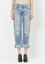 R 13 wilton blue classic jean