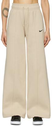Nike Beige Sportswear Trend OH Lounge Pants