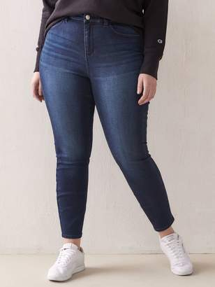 Addition Elle Curvy Fit, Skinny Denim Jegging