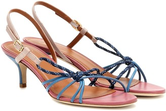 Malone Souliers Antwerp leather sandals