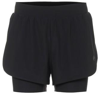 Ernest Leoty Fleur running shorts