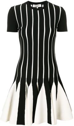 Valentino striped dress