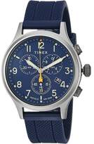 Timex Allied Chrono Silicone Watches