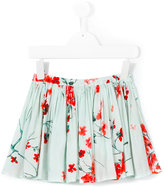 Maan - blossom print skirt - kids - Viscose - 6 yrs
