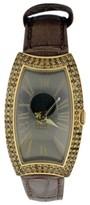 Bedat & Co 384.380.400 18K Yellow Diamonds Womens 27mm Watch
