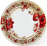 Versace Christmas Blooms Dinner Plate