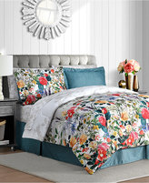 Sunham Leslie 8-Pc. California King Bedding Ensemble