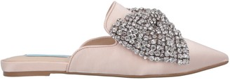Betsey Johnson Mules - Item 11625556XP