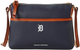 Dooney & Bourke MLB Tigers Ginger Crossbody