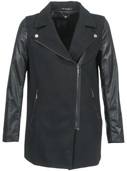 Fornarina SAINTE MARIE women's Coat in Black