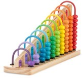 Melissa & Doug Toddler Add And Subtract Abacus