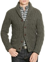 Polo Ralph Lauren Merino Wool Shawl Collar Cardigan Sweater