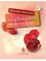 Forever 21 FOREVER 21+ Naisture Pomegranate Sheet Mask
