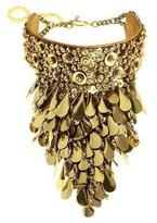Forest of Chintz The Great Glitzy Gold Choker