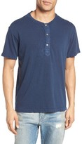 Current/Elliott Men's Classic Fit Summer Henley