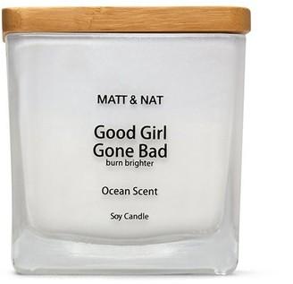 Matt And Nat Matt & Nat Mini Square Candle - Good Girl Gone Bad
