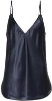 Lee Mathews Exclusive to Mytheresa Rose silk-satin camisole