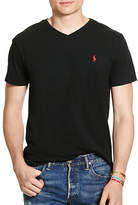 Polo Ralph Lauren Short Sleeved V Neck T Shirt