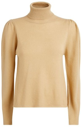 Roche Ryan Cashmere Rollneck Sweater
