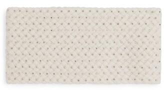 William Sharp Crystal-Embellished Cashmere Headband