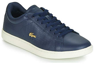 Lacoste CARNABY EVO 119 3 women's Shoes (Trainers) in Blue